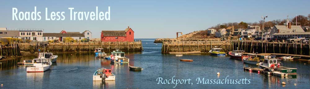 Rockport Massachusetts travel and Motif #1 in Rockport harbor
