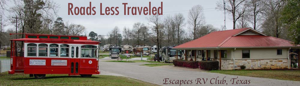 Escapees RV Club Headquarters in Livingston, Texas