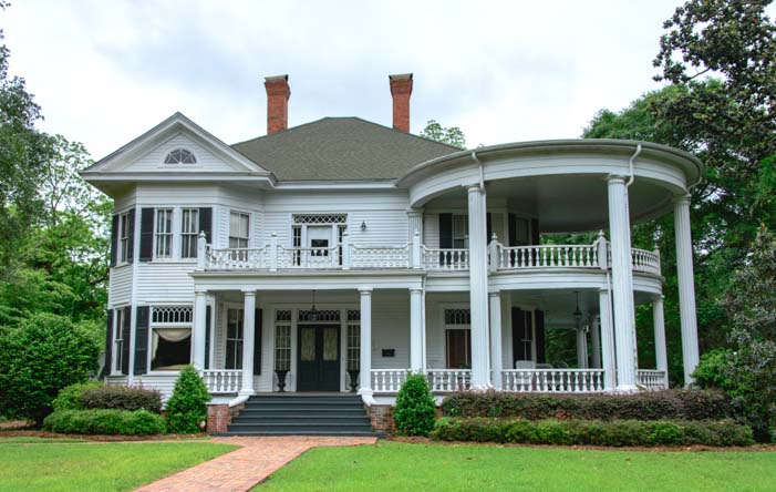 Thomasville georgia antebellum elegance Antebellum plantations for sale