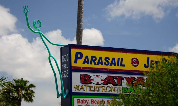 Parasail Tube Dude Sarasota Florida
