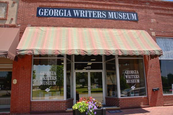 Writer's Museum Eatonton Georgia