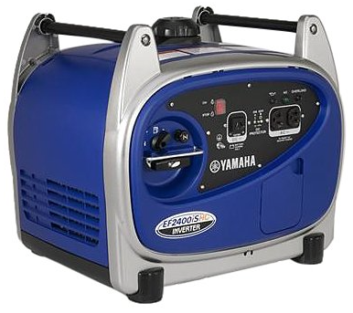Yamaha 2400i portable gas generator