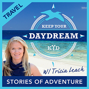 Keep Your Daydream podcast album cover
