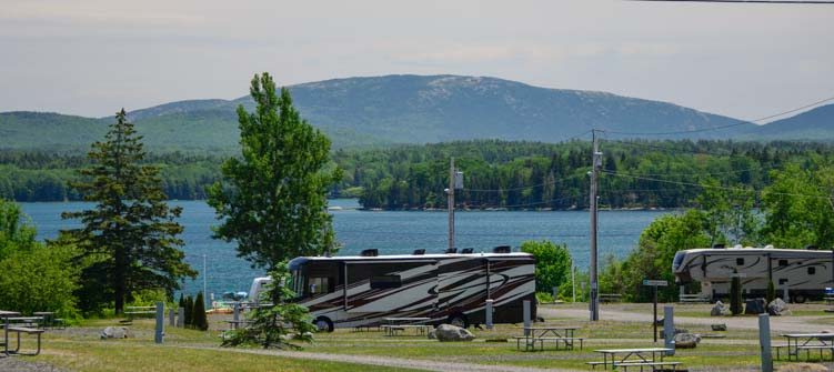 Narrows Too RV Resort Maine Encore Thousand Trails