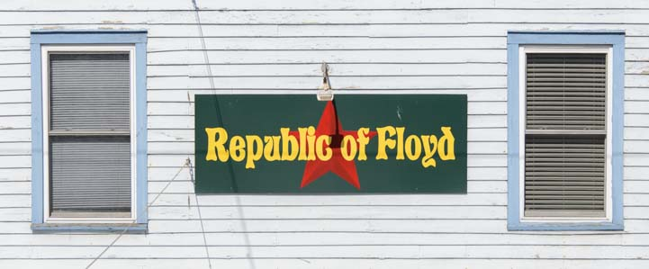 Republic of Floyd Virginia