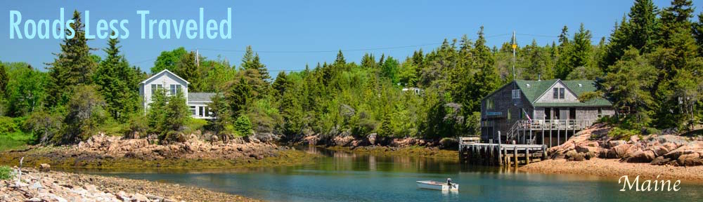 Downeast Maine Acadia National Park Mt Desert Island