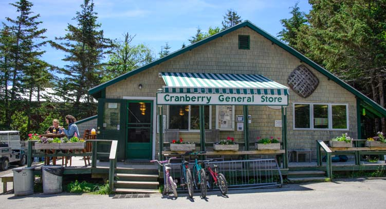 Cranberry Island General Store Maine