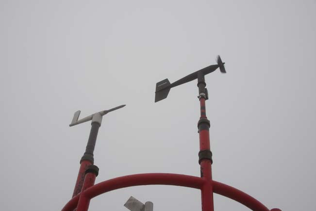 Mt Washington Observatory Wind Vanes