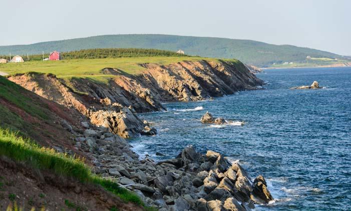 Cape Breton Island Cheticamp