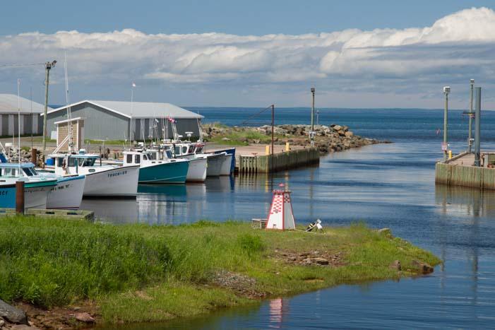 Toney RIver Nova Scotia Canada