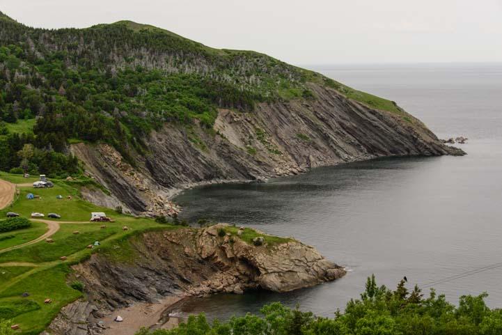 Meat Cove Cape Breton Island Nova Scotia Canada