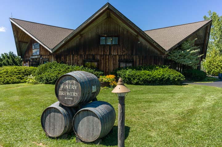 Wagner Winery and Brewery Seneca Lake New York