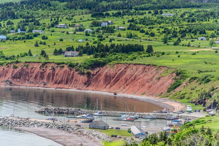 Ballantynes Cove Nova Scotia Canada