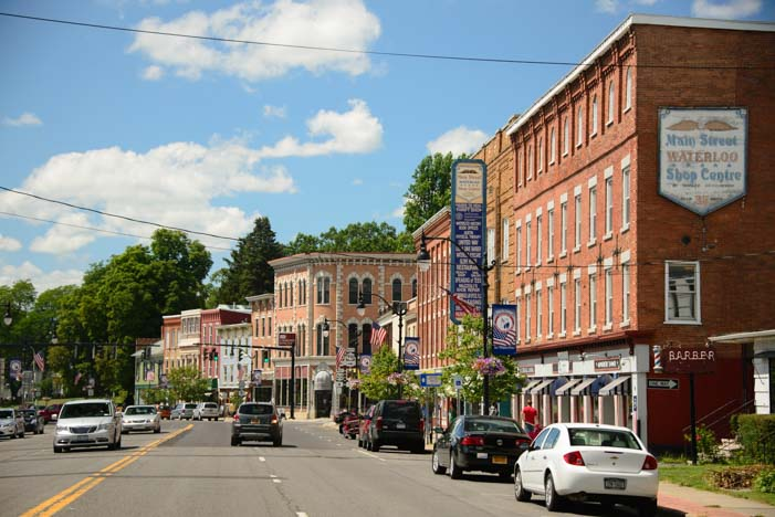 Waterloo New York Main Street