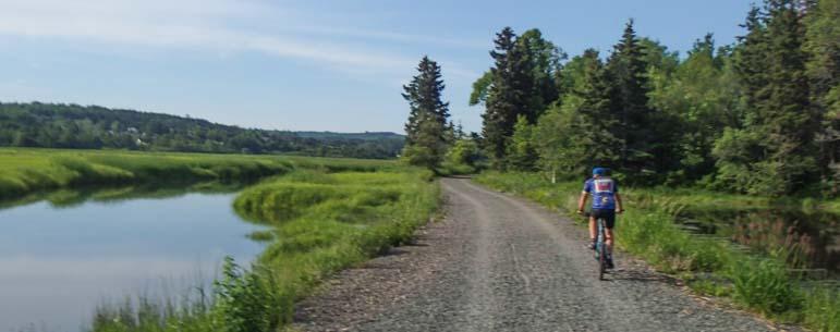Antigonish Landing bike trail