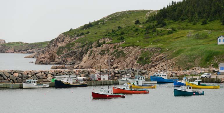 White Point Cape Breton Island Cabot Trail Nova Scotia