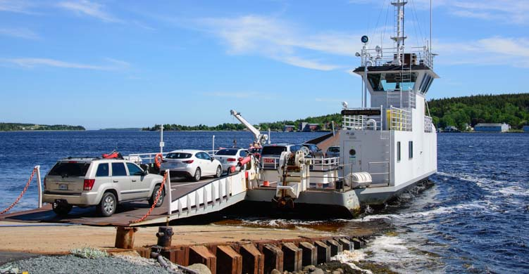 LaHave East LaHave Ferry Nova Scotia Canada
