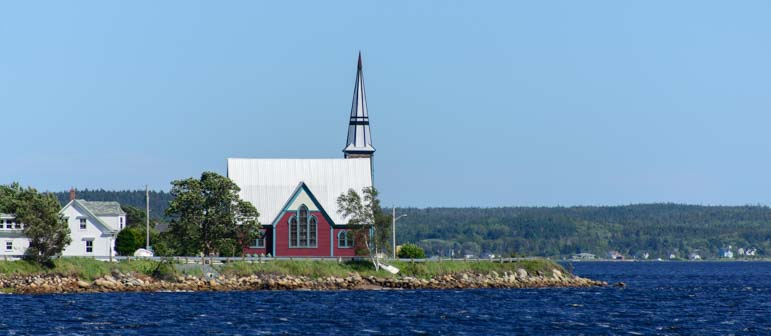 St Mark's Place Church Nova Scotia Canada