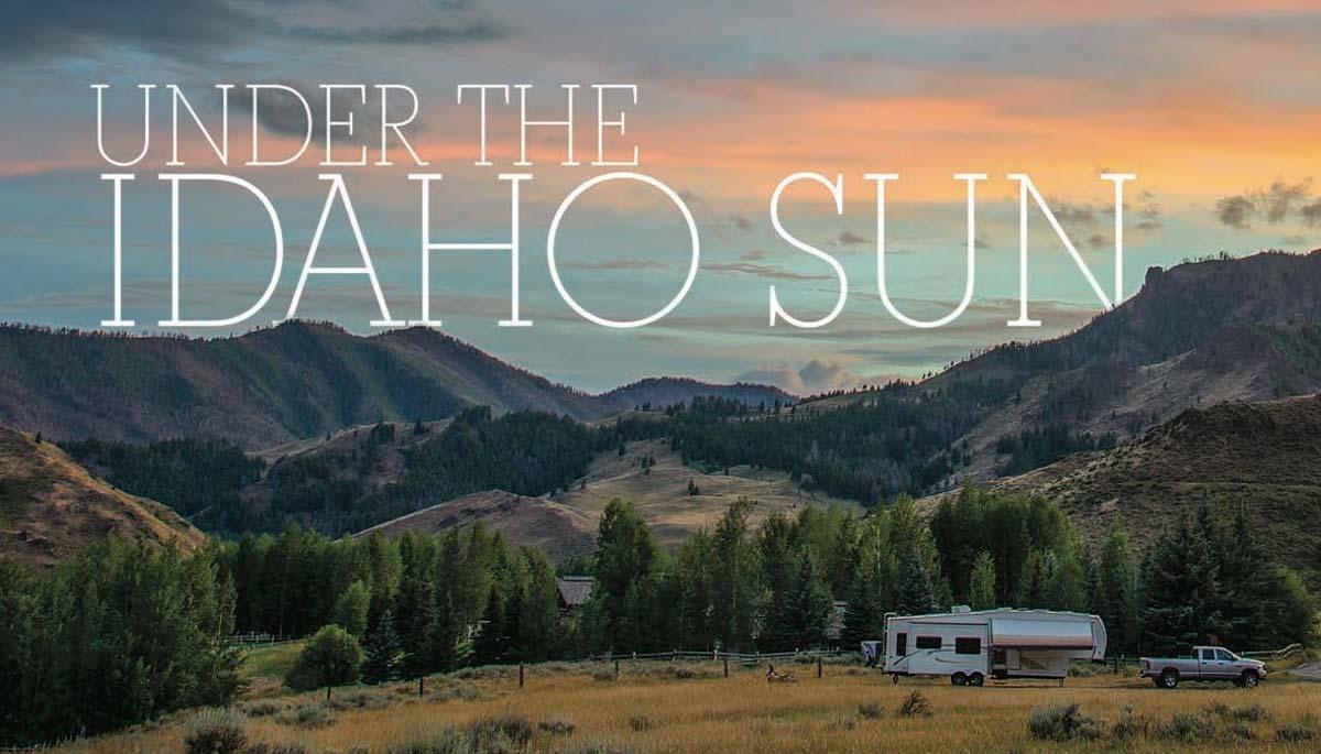 Sun Valley Idaho In Trailer Life Magazine