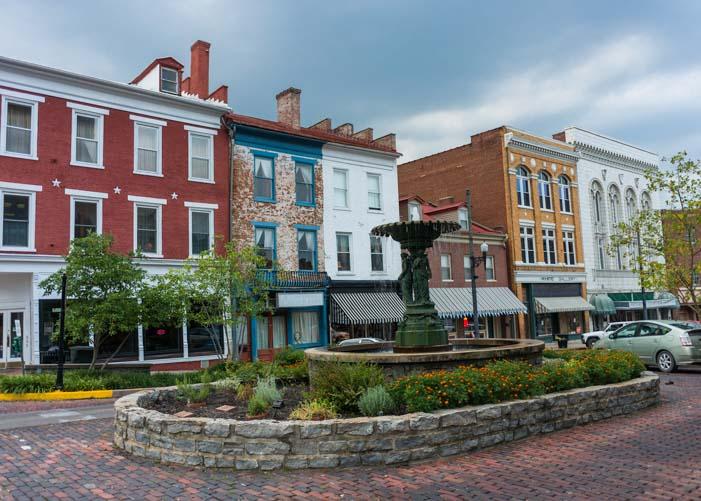 Maysville Kentucky Market Street
