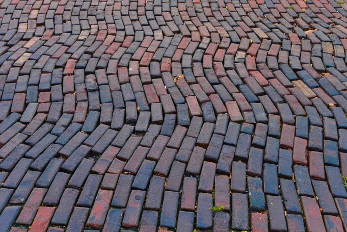 Brick streets Maysville Kentucky