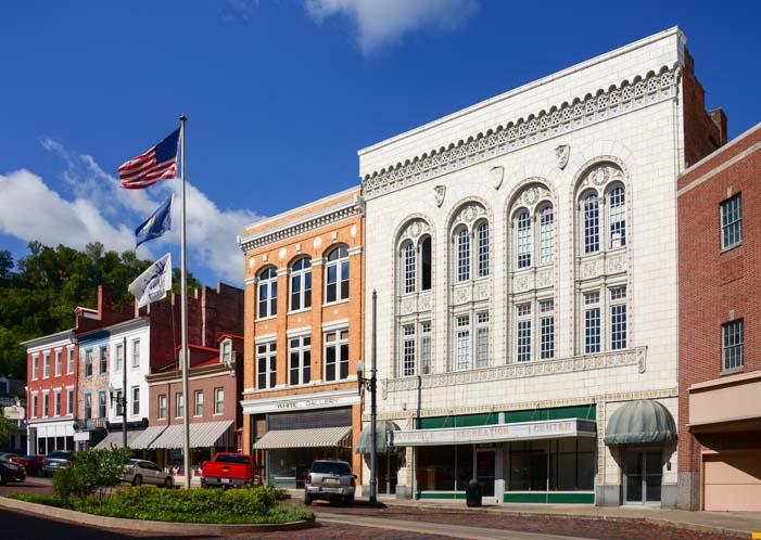 Market Street Maysville Kentucky