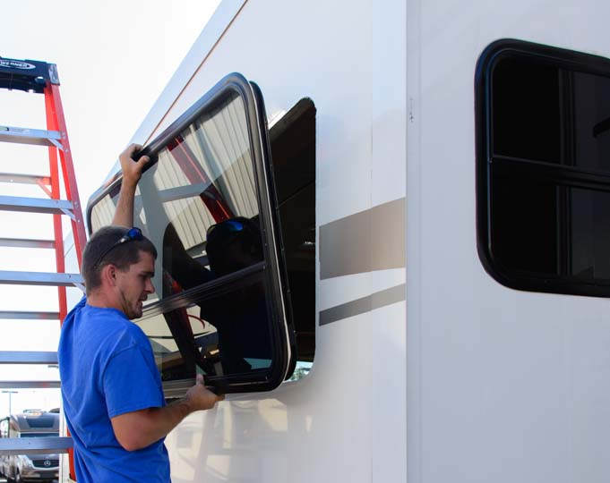 Rv Refrigerator Replacement How An Rv Warranty Saved Our