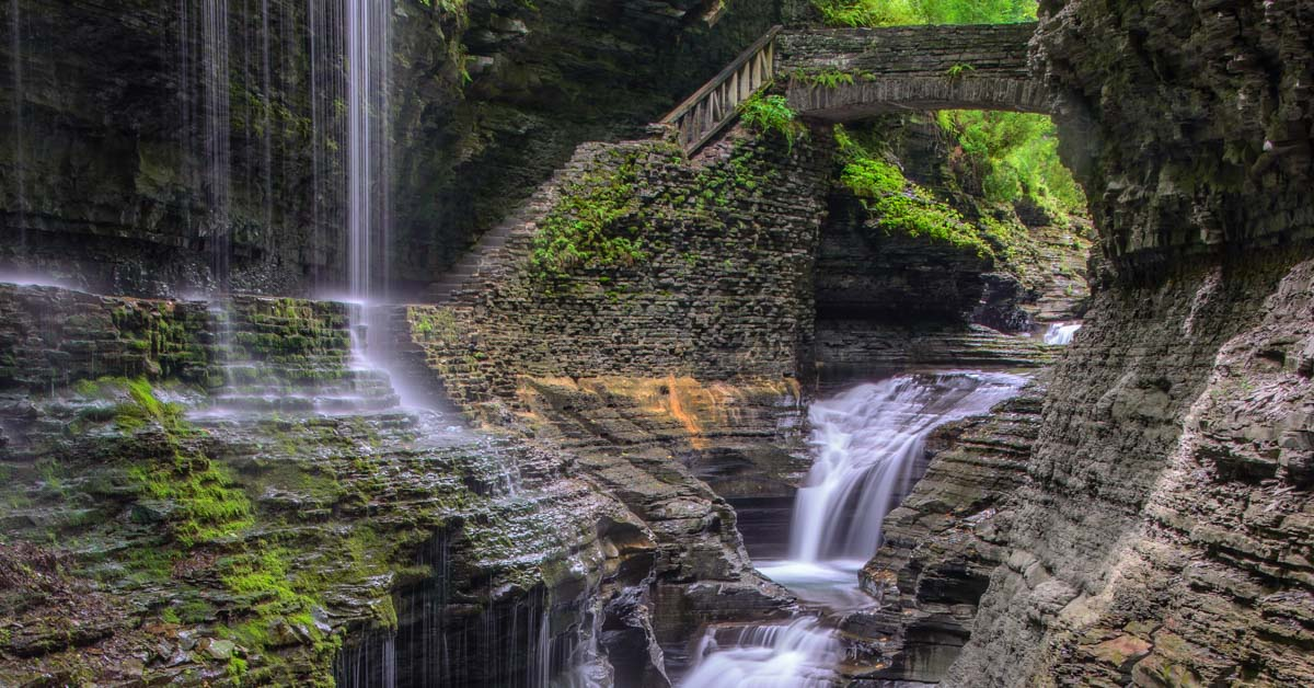 Watkins Glen State Park Ny Absolutely Breathtaking