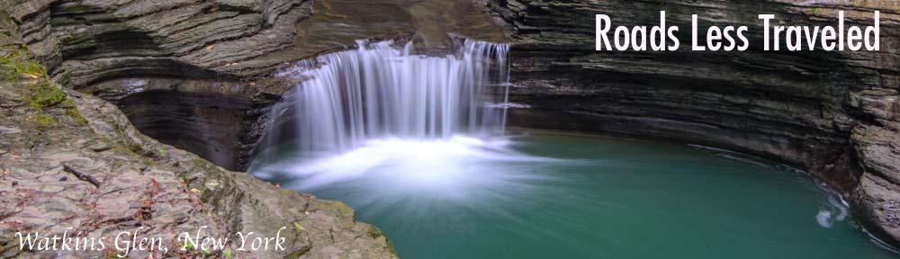New York Watkins Glen State Park