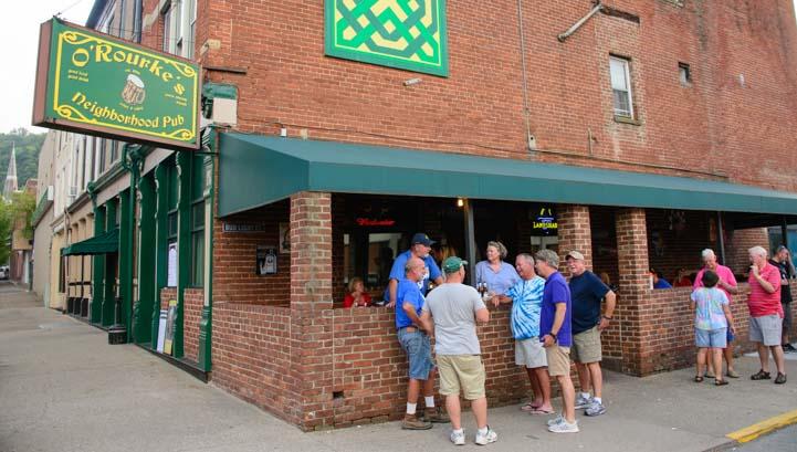 O'Rourke's Pub Maysville Kentucky