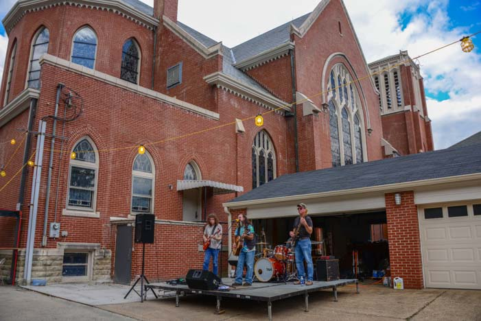 St Patrick's Fall Festival Maysville Kentucky
