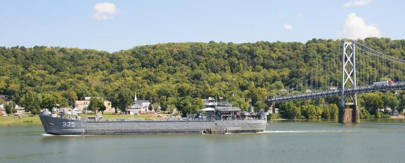 US Navy WWII Ship Maysville Kentucky