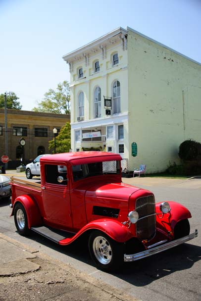 Augusta Heritage Days car show Kentucky