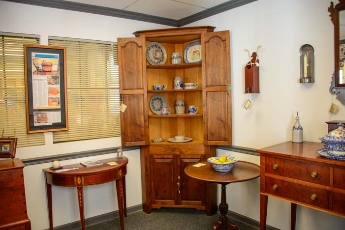 Joe Brannen Antique Furniture Reproductions Maysville Kentucky