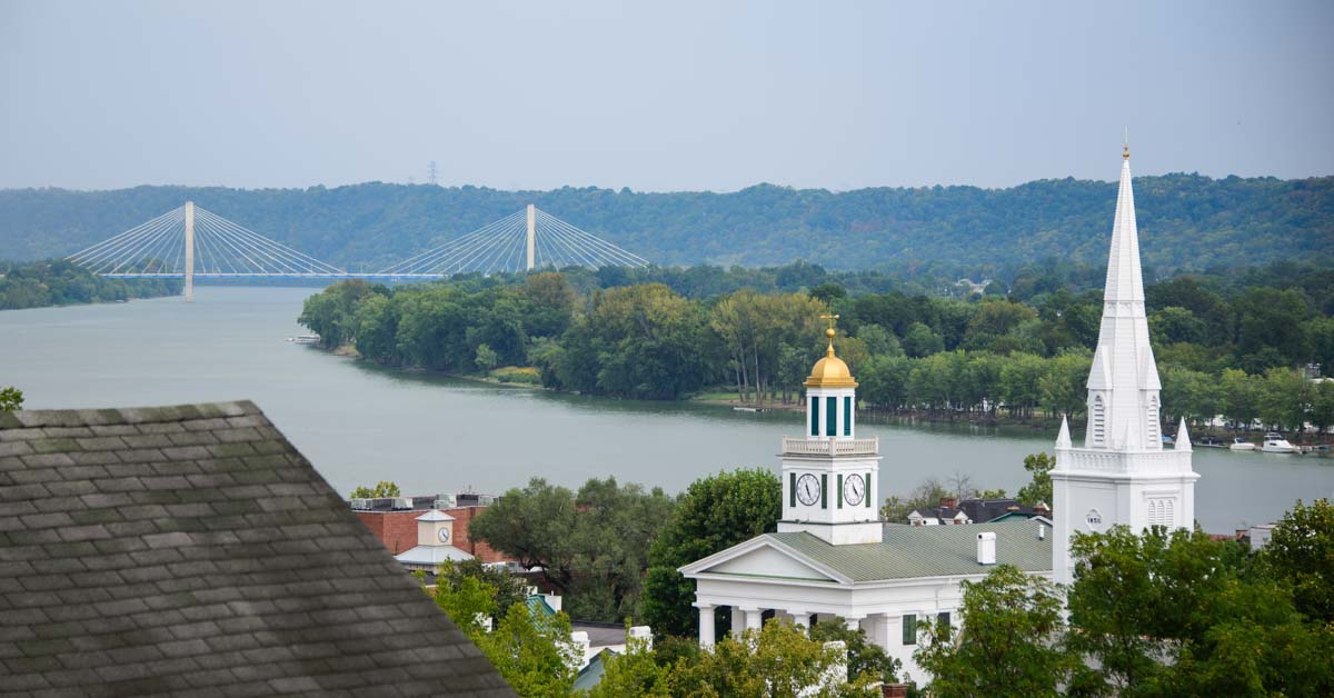 A Sweet Life On The Ohio River Maysville Kentucky