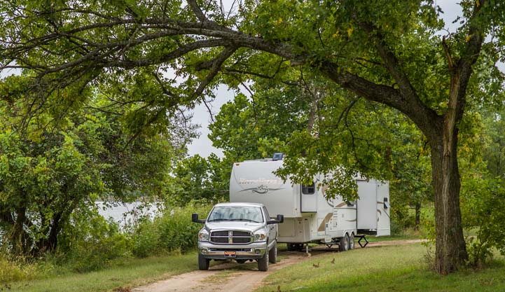 Kansas RV Camping and travel