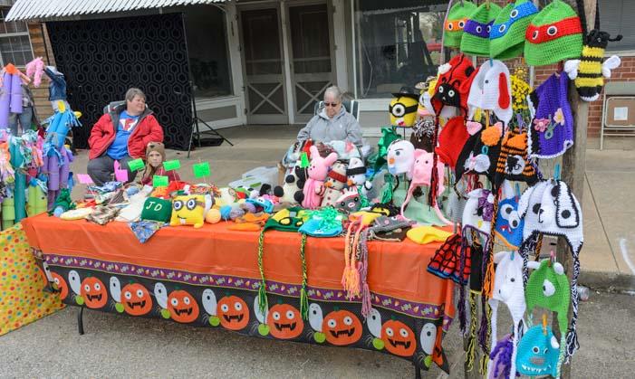 Welch Oklahoma Fall Harvest Days Festival