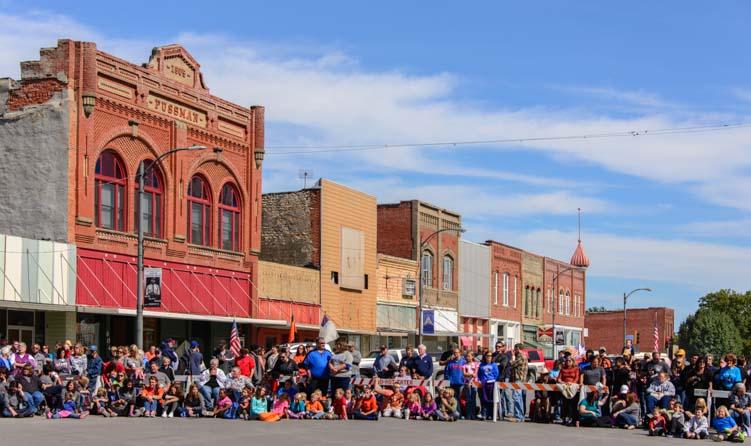 Biblesta Parade Humboldt Kansas