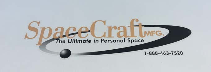Space Craft Manufacturing Logo