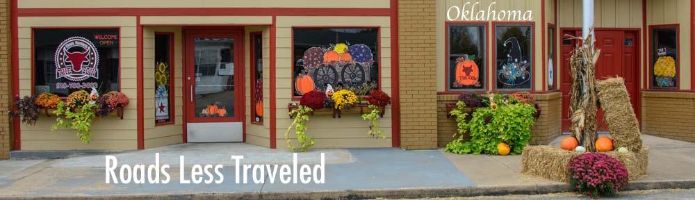 Oklahoma RV Travel Welch Harvest Days