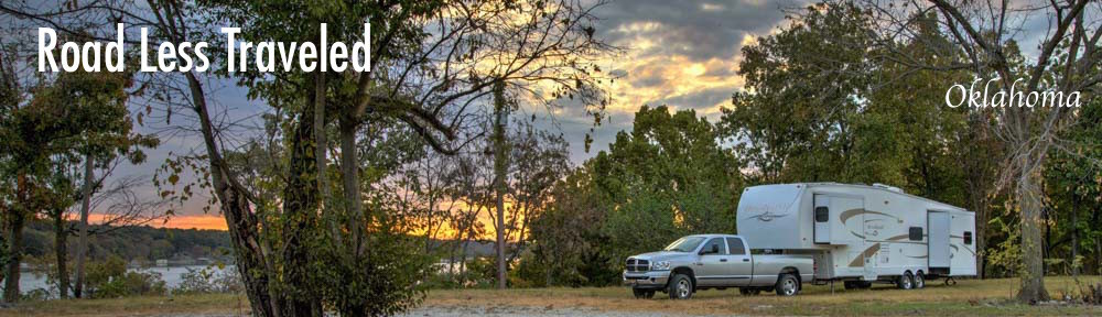 Oklahoma RV Travel and Camping Adventures