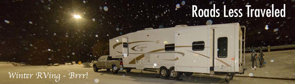 Winter RVing Tips for How to Stay Warm in an RV