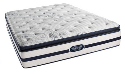 Simmons Beautyrest Plush Pillowtop mattress for RV