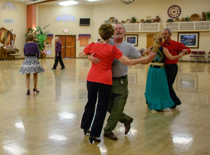 Monte Vista RV Resort Ballroom Dancing