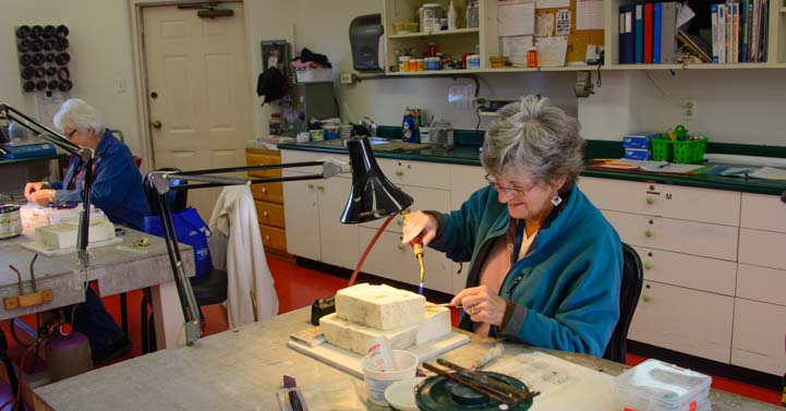 Monte Vista Village RV Resort Silversmith Class