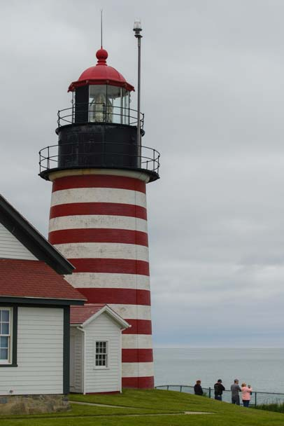 West Quoddy Lighthouse Maine travel