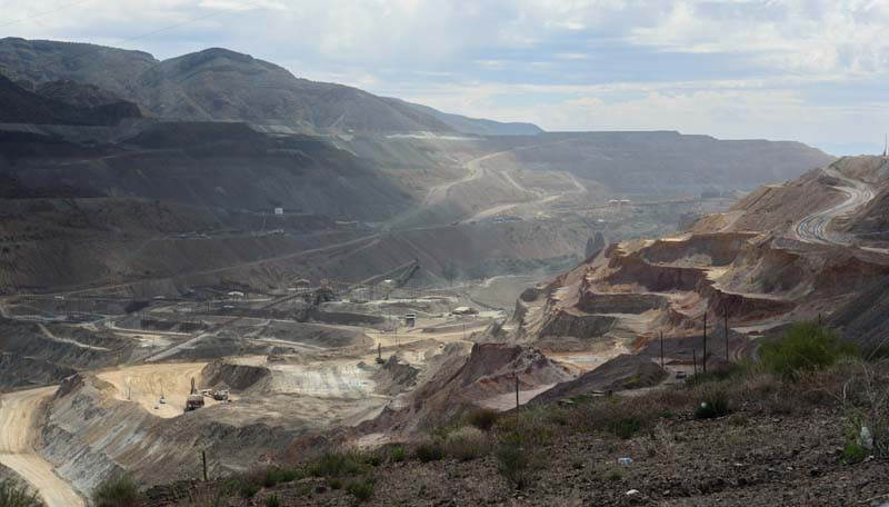 Copper Mine Globe Arizona 2