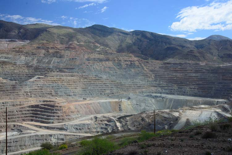 Copper Mining Globe Arizona