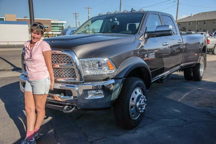 2014 Dodge Ram 5500 truck