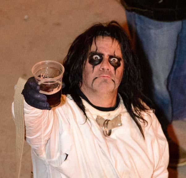 Alice Cooper Wannabe Cooperstown Phoenix Arizona